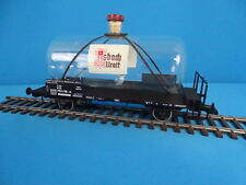 "Marklin 5428 GLASS TANKER CAR ""SCHLADERER"" GAUGE 1"