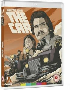 The CAR (1977) Blu Ray James Brolin Region B (AUS) New & Sealed