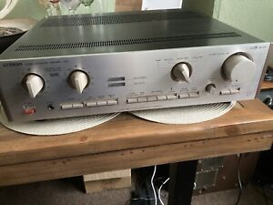 Luxman L410 Vintage Amplfier. Great Condition