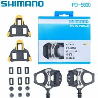 """For 105 PD-5800 Carbon SPD-SL Road Bicycle Bike Pedals Clipless 9/16"""""""