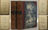 Buckes On the Beauties, Harmonies and Sublimities of Nature 2 Bde 1821 Nature sf