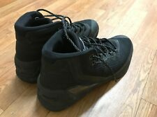 Under Armour Curry 3 Mens Basketball Shoes Triple Black Size 10.5 Good Condition