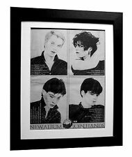 SIOUXSIE BANSHEES+Join Hands+POSTER+AD+RARE ORIGINAL 1979+FRAMED+FAST WORLD SHIP