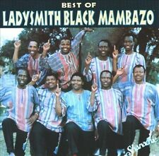 The Best of Ladysmith Black Mambazo [Shanachie] by Ladysmith Black Mambazo...