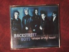 BACKSTREET BOYS - SHAPE OF MY HEART (3 TRACKS). CD SINGLE.