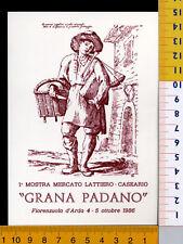 24591] PIACENZA  FIORENZUOLA D'ARDA  MOSTRA CASEARIO