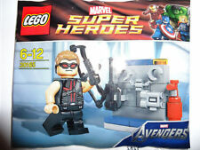 Lego Marvel Super Heroes Set 30165 Hawkeye Hawk Eye Bow Limited Release NISB