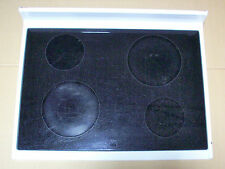 New listing Frigidaire Tappan Range Glass Cooktop 316035500 White 31-4592-00-01