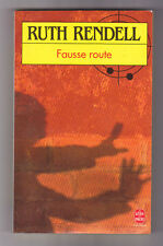Fausse route Ruth RENDELL