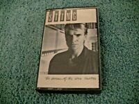 The Dream of the Blue Turtles by Sting Cassette Tape
