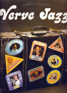 VINYL 33 Tours../..VERVE JAZZ.../..ELSA FITZGERALD....OSCAR PETERSON...STAN GETZ