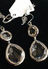 Clear Quartz Drop Earrings/ $395 New listing New! Ippolita Silver &