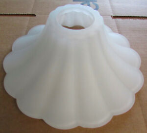 Frosted Glass Light Wall Fixture Bathroom Vanity Shade Cover Flower Floral