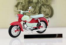 Simson Star rot  1:24 Motorrad- Modell / Die-cast 120