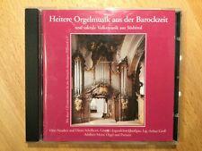 Heitere Orgelmusik aus der Barockzeit u. sakrale Vokalm. Aus Südtirol. 1 CD