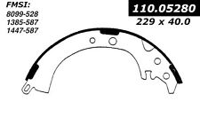C-Tek Brake Shoes fits 1967-2004 Toyota Camry RAV4 Crown  C-TEK BY CENTRIC