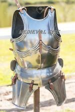 Medieval Collectibles Steel Armor Jacket Renaissance Armor Wearable Breastplate