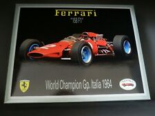 METAL MODEL KIT REVIVAL FERRARI 158 G.p. Monza 1964 RARE 1:20