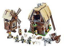 LEGO Castle Mill Village Raid 7189 - New with Minor Box Damage