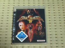 Soul Calibur IV für Playstation 3 PS3 PS 3 *OVP*