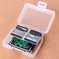 CF Card Memory Card Holder Box Storage Carry Compact Flash Card Protector Case
