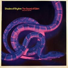 "7"" SHADES OF RHYTHM The Sound Of Eden /Armageddon ZTT Hardcore Techno House 1991"
