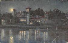 Br35353 Torino Castello Medievale sul Po italy