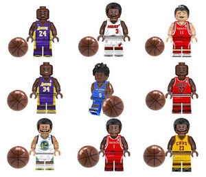 Basketball Sport Major League Best Toys Gifts Collection Building Blocks 2019