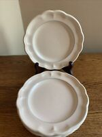 "SET OF 4 Pfaltzgraff REMEMBRANCE 7-1/2"" Salad Plates; (No Decal) USA Stamp"
