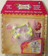 """Spin Master Lil' Luvables Fluffy Factory - Fairy Outfit New Fits 6"""" tall Bears"""