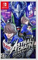 NEW ASTRAL CHAIN Nintendo Switch Japan Import NINTNDO F/S