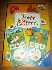 Ravensburger Lernspiel Tiere füttern