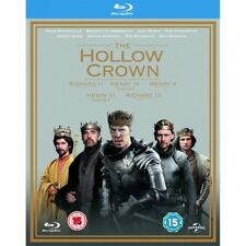 The Hollow Crown Series 1 and 2 on Blu-ray UK Region B &
