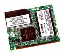 Dell F6329 WLAN Mini PCI Card DW1450 BCM94309MP WiFi 54Mbps 802.11a/b/g | 0F6329