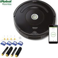 iRobot Roomba 675 Robot Vacuum With Replenishment Kit