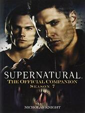 Supernatural - The Official Companion Season 7 by Nicholas Knight, NEW Book, FRE