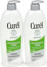 Curel Fragrance Free Lotion For Dry, Sensitive Skin 13oz ( 2 pack )