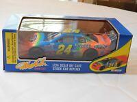 Nascar #24 Jeff Gordon 1/24 Scale Die Cast Stock Car Replica collectible car bl