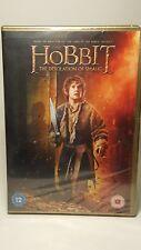 THE HOBBIT THE DESOLATION OF SMAUG -  SEALED FREEPOST GENUINE UK DVD