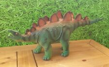 Jumbo Soft Rubber Dinosaur Toy ** Stegosaurus ** 53cm Long **
