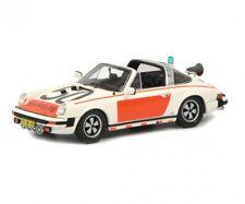 Schuco 1/43 Porsche 911 Rijkspolitie - 450891400