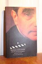 SCORCESE ON SCORSESE David Thompson UK EDIT Faber '96 MOVIES Cinema DIRECTOR Pb
