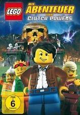 LEGO-DIE ABENTEUER VON CLUTCH POWERS -  DVD NEUWARE (REGIE:HOWARD W. BAKER)