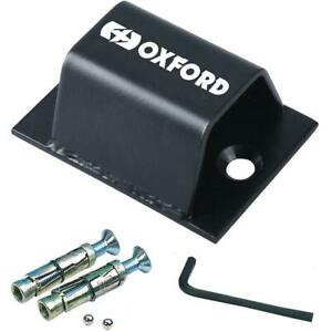 Oxford Brute Force Motorcycle Scooter Ground Wall Anchor Bike Sold Secure LK397