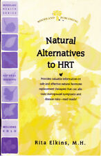 Natural Alternatives To HRT by Rita Elkins, MH (Paperback)