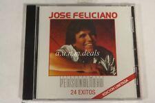 Jose Feliciano Personalidad 24 Extos Music CD