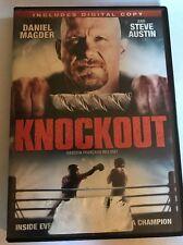 Knockout DVD Movie WWE Steve Austin