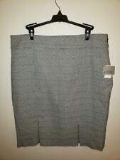 Kasper Womens Skirt Size 14 Knee length