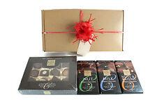NO ADDED SUGAR LUXURY BELGIAN CHOCOLATE GIFT HAMPER SELECTION BOX DIABETIC