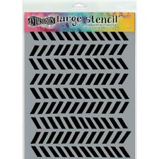 Ranger Dylusions TYRES Large 9x12 Stencil by Dyan Reaveley